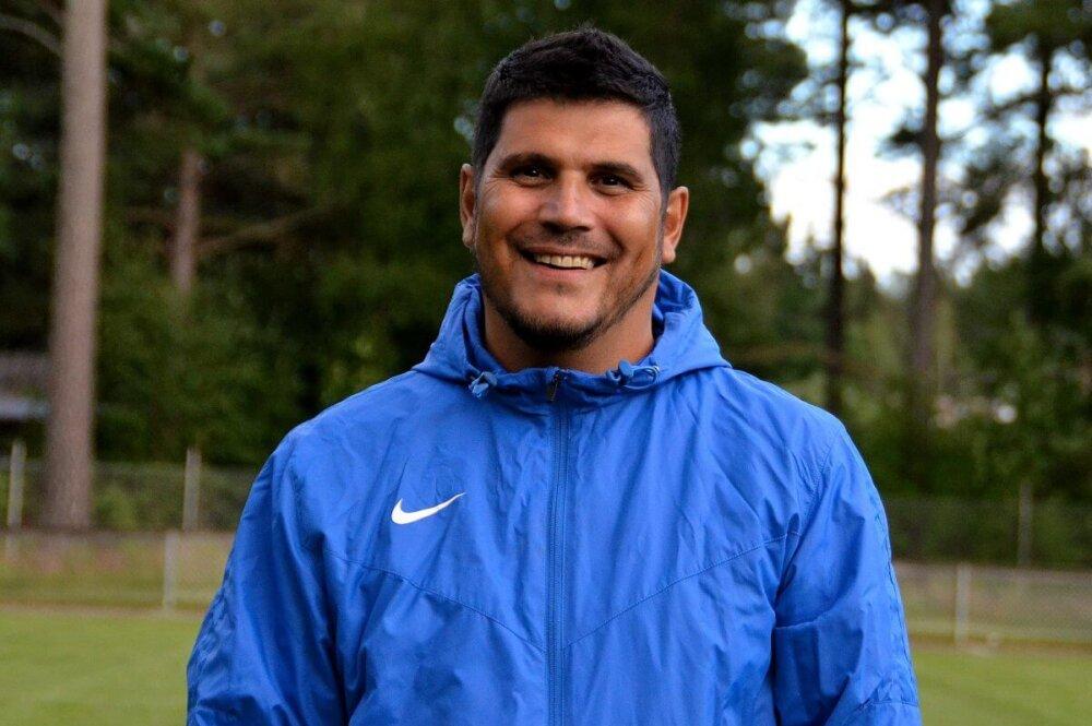 """Lopez kvar som tränare i Tärnsjö IF: """"Förlängt med ett år"""""""