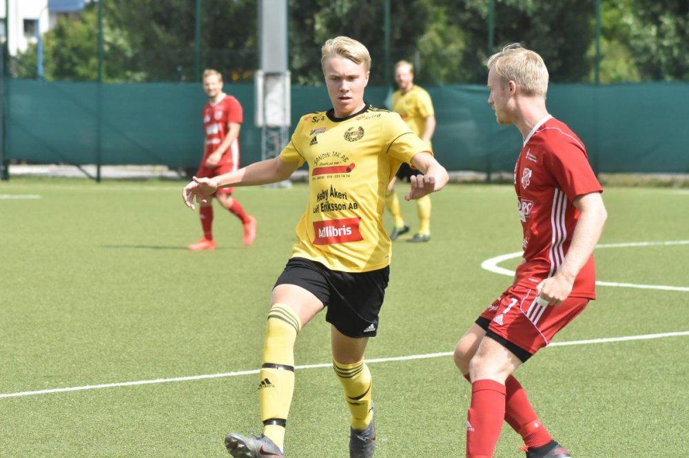 Heby AIF:s andralag vann hemma på Tegelvallen mot Norrby SK