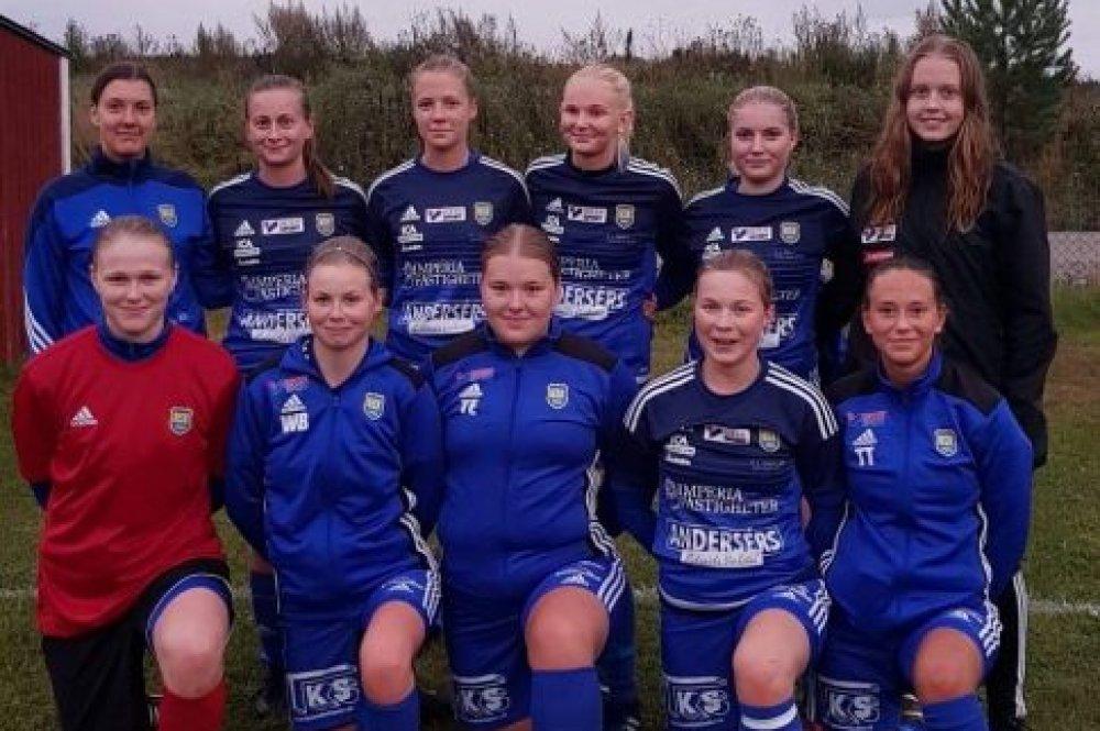 """Fulltid: Norrby SK U-lag - """"Överträffat sig själva"""""""