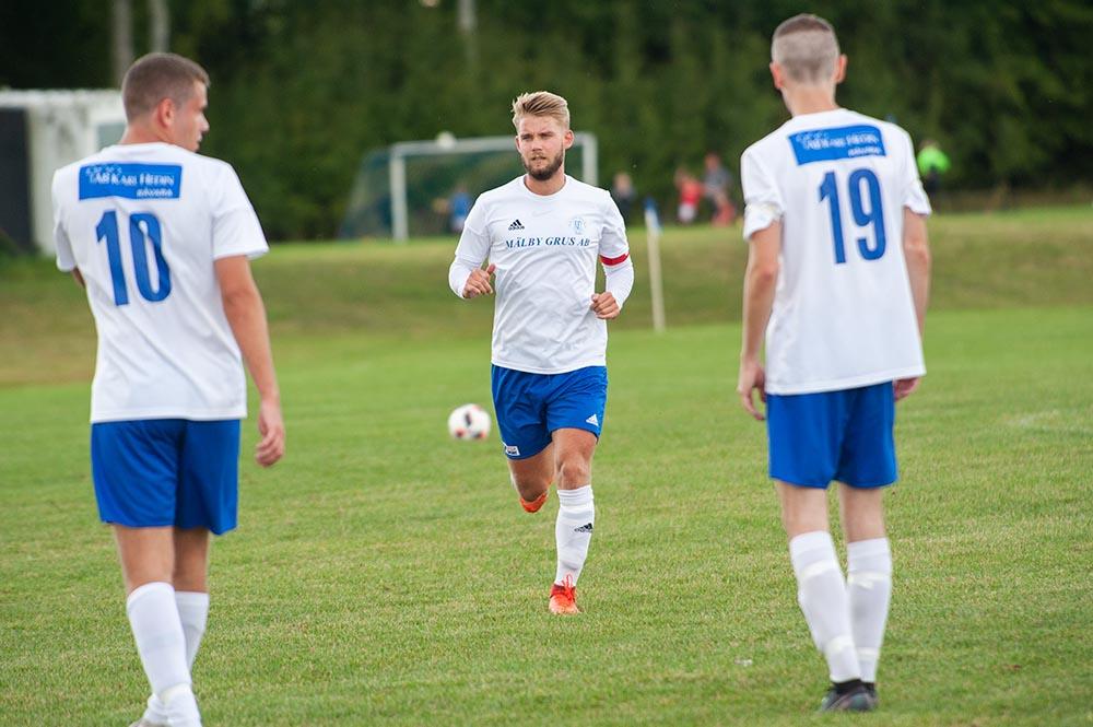 """Tre poäng som gäller för Västerfärnebo AIK på """"Svedbo"""""""