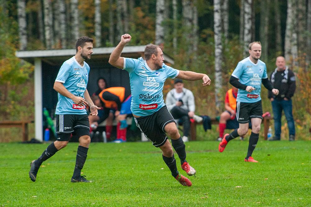 Storvuxna Hed IF blev för svåra för FK Sala i seriefinalen