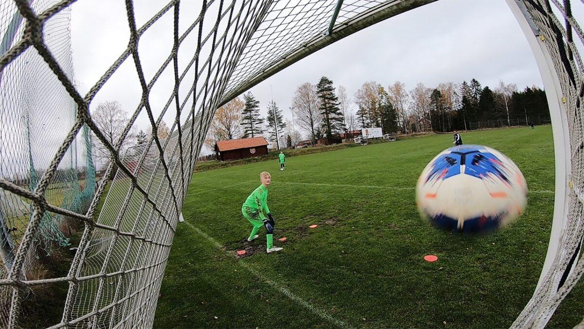 Full fart när NF Academy arrangerade läger på Norrbyliden
