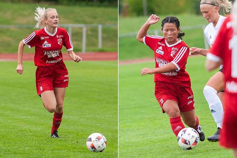 VSK dominerade - Britta och Thea bäst i Sala FF