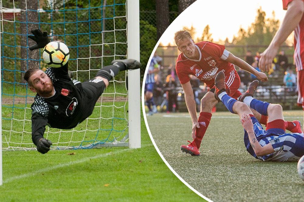 Simon och Rasmus delade segern i Sala-Heby Fotbolls spelarbörs
