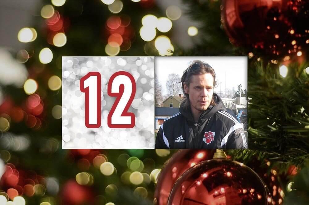 Sala-Heby Fotbolls adventskalender 2020 - Lucka 12