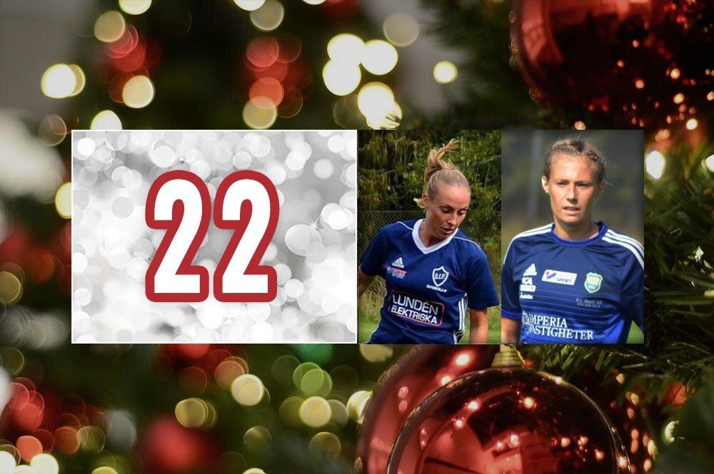 Sala-Heby Fotbolls adventskalender 2020 - Lucka 22