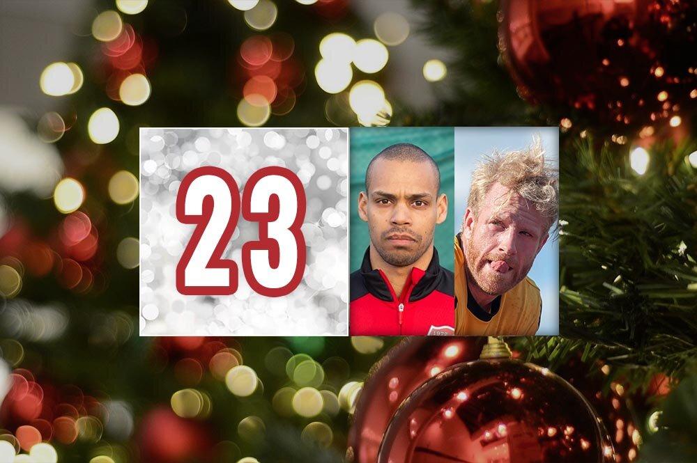 Sala-Heby Fotbolls adventskalender 2020 - Lucka 23