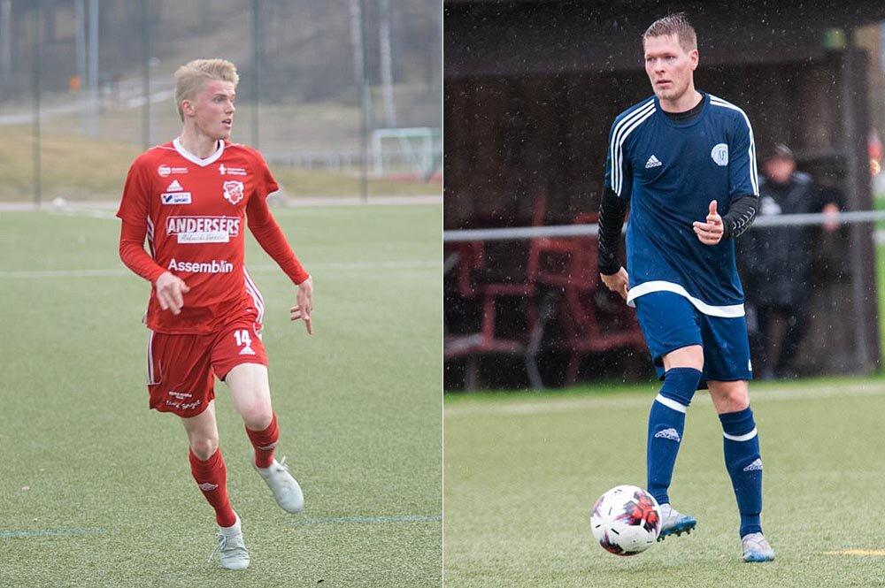 Åman och Lindholm klara för Västerfärnebo AIK