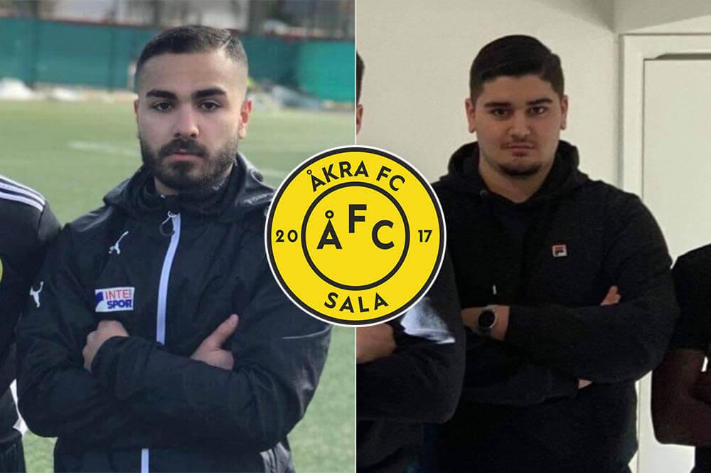 Biryar och Dana ska leda Åkra FC i division 8