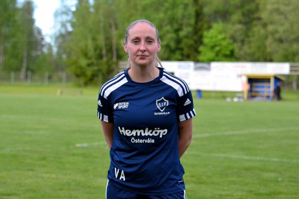 Östervåla IF bjöd in Bele Barkarby FF i kampen om kvalplatsen