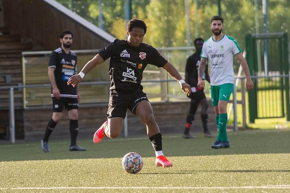 """Inga poäng till Sala FF i länsderbyt mot IK Franke - """"Uddlöst och dåligt tempo"""""""