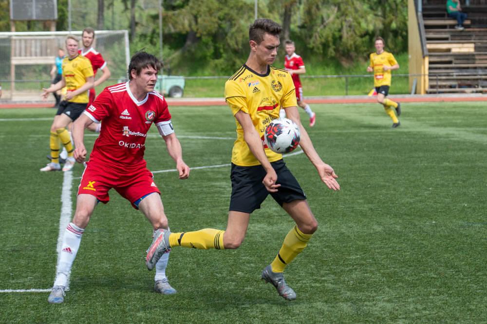 Tre matcher ska spelas även denna fotbollsvecka