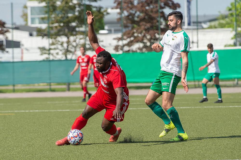 """Tung förlust för Sala FF mot IFK Uppsala -""""Bästa laget i serien"""""""