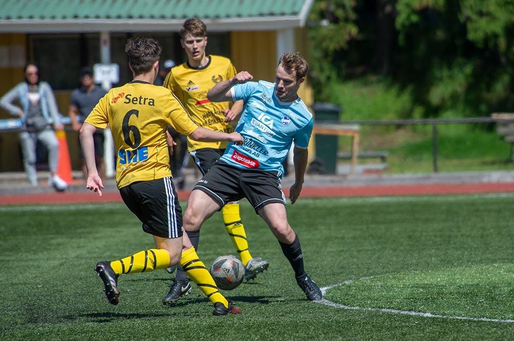 Bildspel från när Heby AIF:s andralag mötte FK Sala
