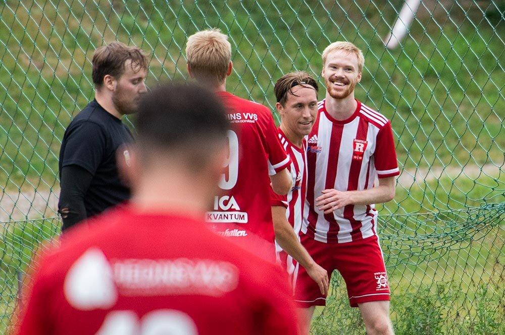 """""""Agge"""" hade huvudrollen när Ransta IK vann träningsderbyt mot Norrby SK"""