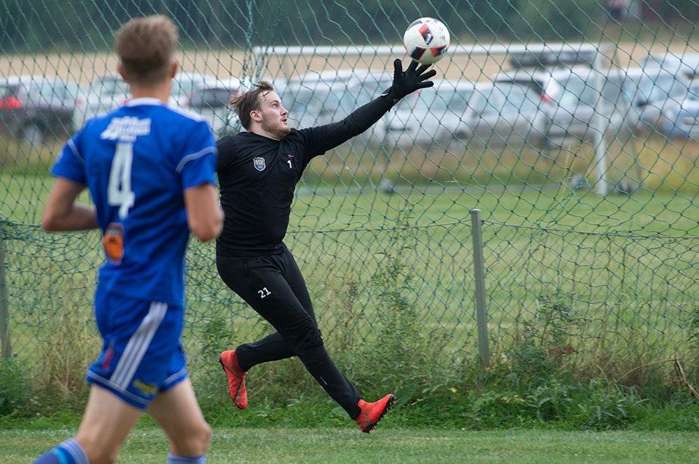"Norrby SK:s herrar tog stort steg mot nytt kontrakt - ""Jävligt skönt!"""