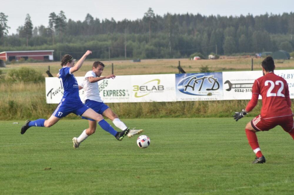 Västefärnebo AIK lyckades ladda om - fixade en femetta