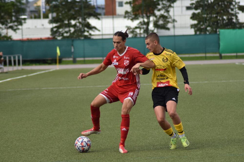 Derbysegern ger Sala FF förstaplatsen på veckans Heta Lista