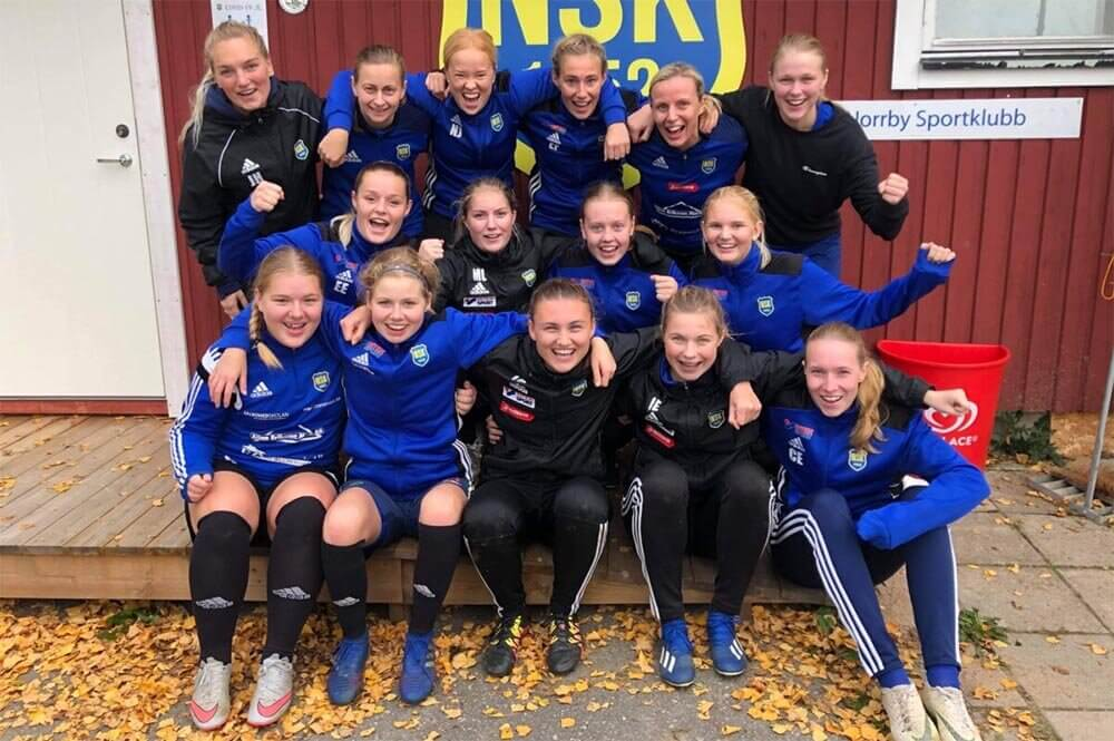 """Seriestart: Norrby SK:s damer är sugna på spel - """"Vi står laddade när domaren blåser igång"""""""