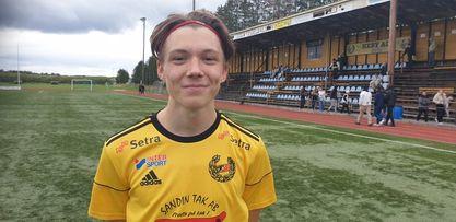 Första trepoängaren för Heby AIF - Samuel matchvinnare mot VIK