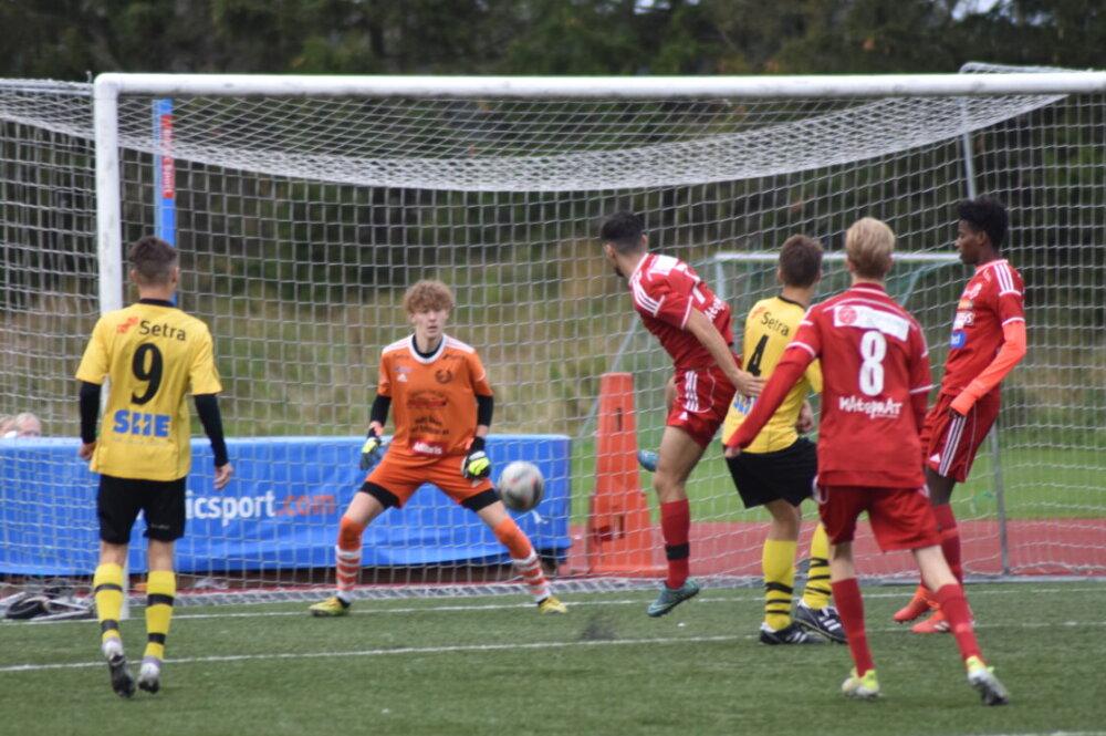 Uddamålsseger för Heby AIF i träningsmatchen mot Sala FF