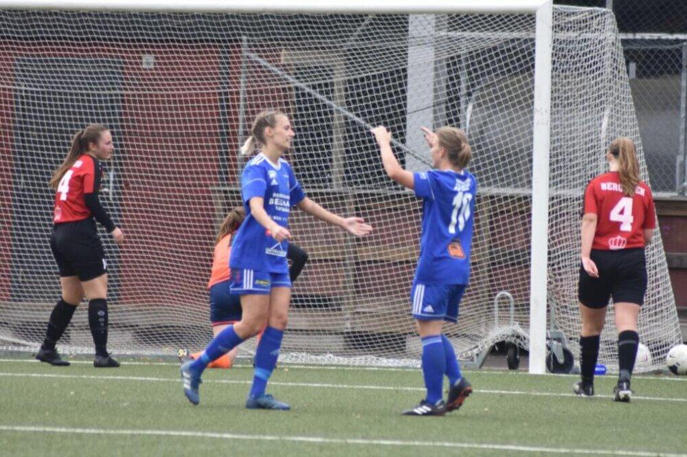 Ebbas hattrick innebar seger i skytteligan
